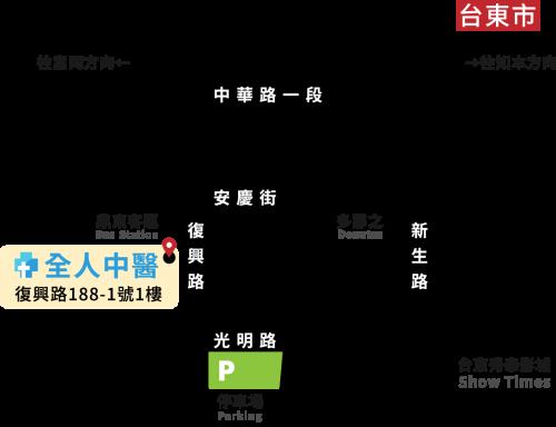 全人map(中英)